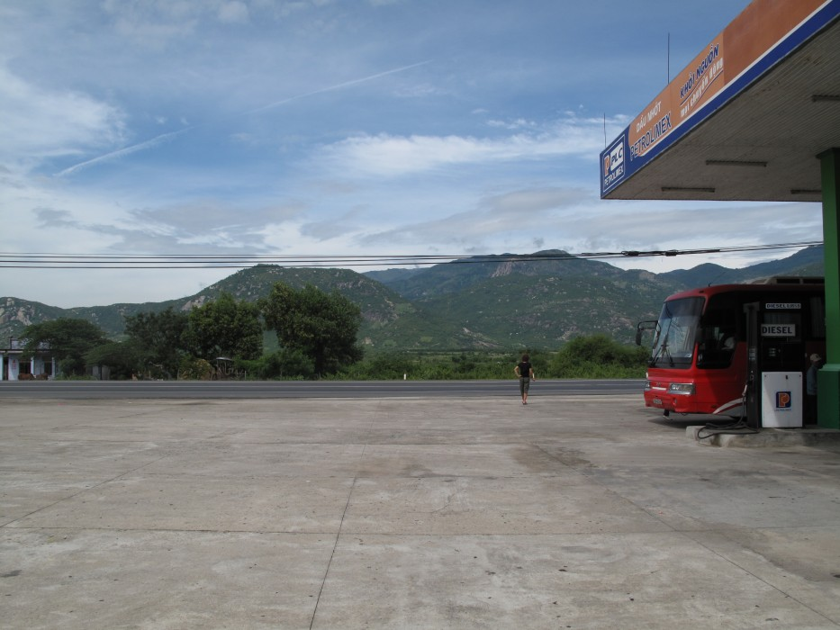 Nha Trang to Mui Ne stop.